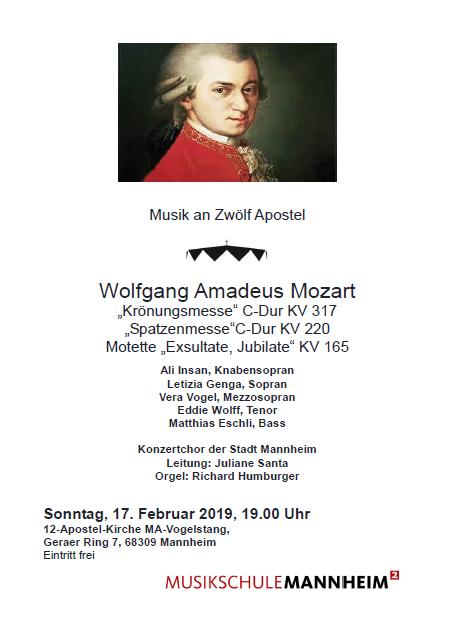 Kleine Messen · Wolfgang Amadeus Mozart
